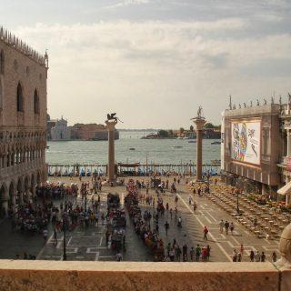 Thursday's Child: I Stood in Venice