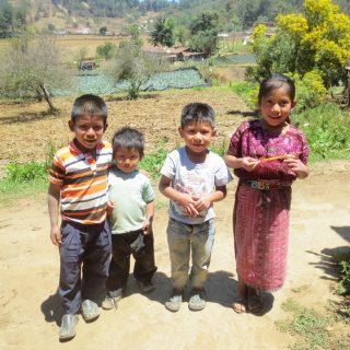 Thursday's Child: School and Farm visit, Guatemala