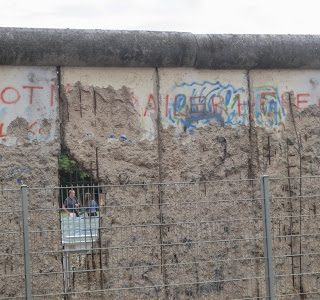 Thursday's Child: The Berlin Wall