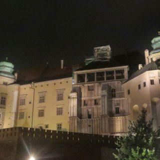 Thursday's Child: Wawel Hill, Krakow, Poland