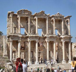 Thursday's Child: Ephesus, Turkey